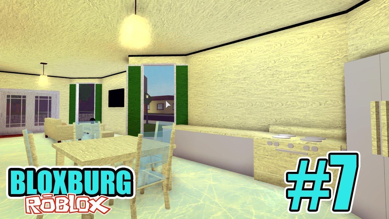 ROBLOX | XÂY BIỆT THỰ CỎ 4 LÁ CÓ HỒ BƠI (PHẦN 2- HẾT) | Welcome to Bloxburg #7
