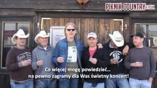 Zespół NightHawk zaprasza na Piknik Country & Folk 2013!!!