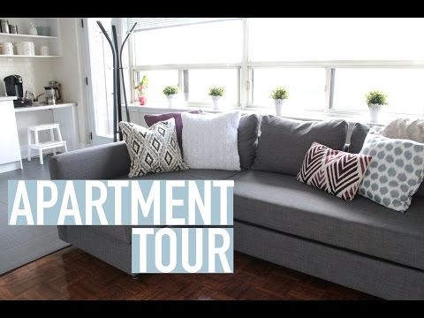 APARTMENT TOUR | TORONTO