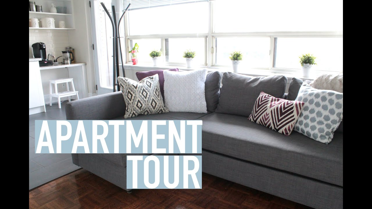 APARTMENT TOUR | TORONTO   YouTube