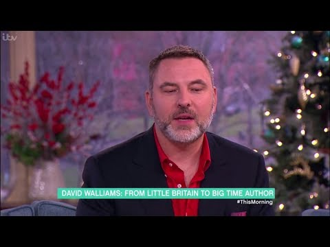 David Walliams - Interview This Morning