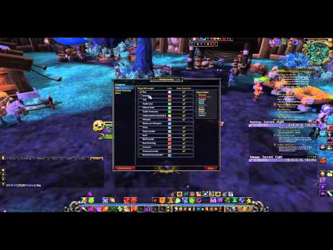 WoD: Chat Tabs And The Addon