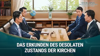 Film Clip - Das Erkunden des desolaten Zustands der Kirchen