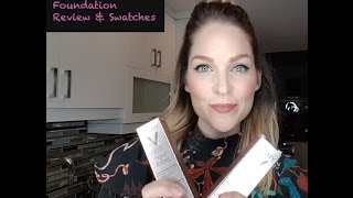 Vichy's Teint Idéal Foundation Collection Review & Swatches