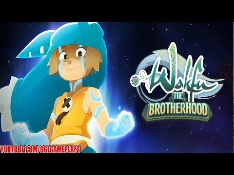 WAKFU, The Brotherhood Android IOS Gameplay (By ANKAMA GAMES)