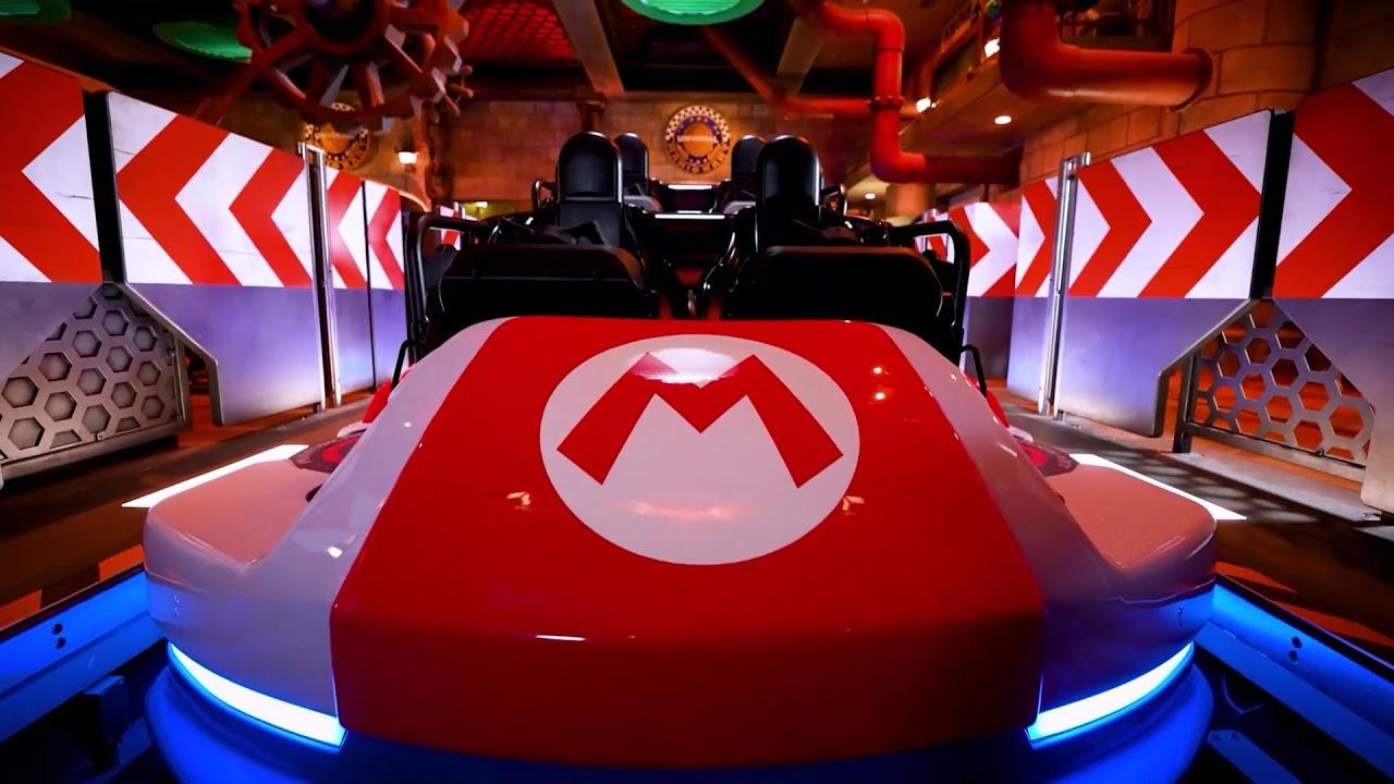 Super Nintendo World is opening at Universal Studios Japan in ...