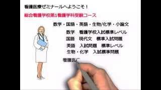 徳島県立総合看護学校第一看護学科受験対策講座
