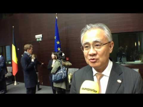 #EU-JapanForum: 150th anniversary of Belgo-Japanese diplomatic relations