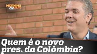 Quem é Iván Duque, novo presidente da Colômbia