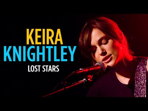 "CAN A SONG SAVE YOUR LIFE? | Keira Knightley ""Lost Stars"" 
