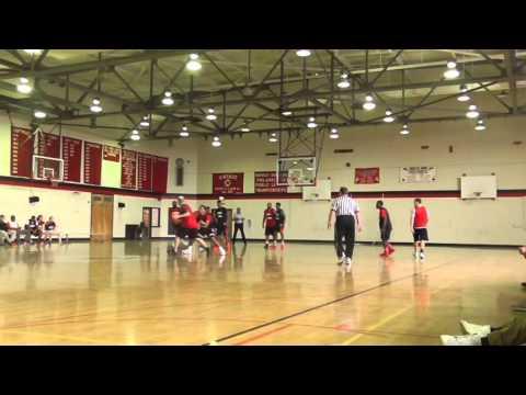 EVENTS: 2016 Teachers vs. Students Basketball Game (3/2016)