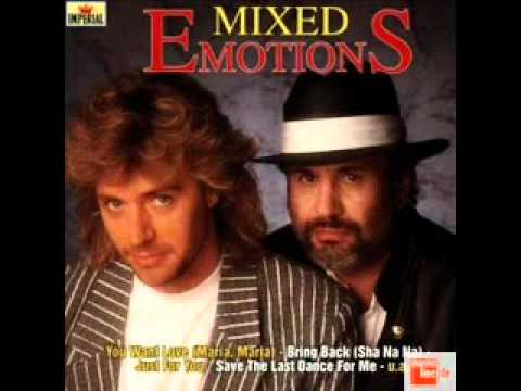 ★☆★Mixed Emotions  (Just For You)★☆★