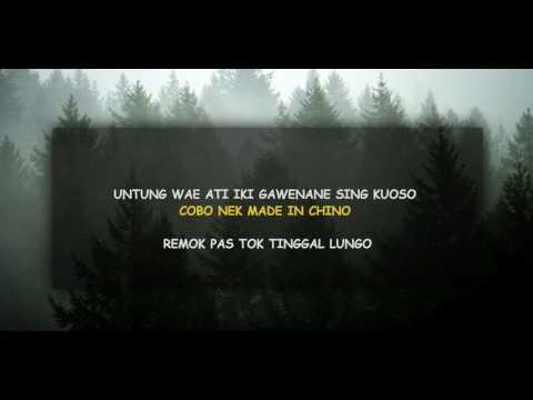 NDX - BANYU SURGO VERSI ANYAR LIRIK