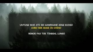 Download lagu NDX - BANYU SURGO VERSI ANYAR LIRIK