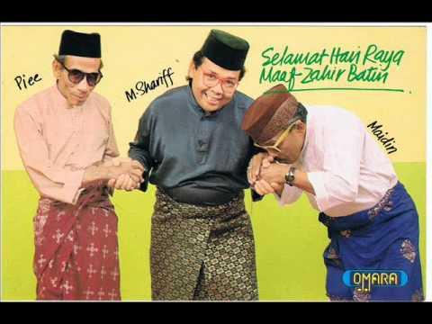 Selamat Hari Raya - M. Shariff, Piee dan Maidin