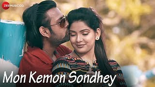 Mon Kemon Sondhey - Official Music Video | Ravi Chowdhury | Manisha Dhar