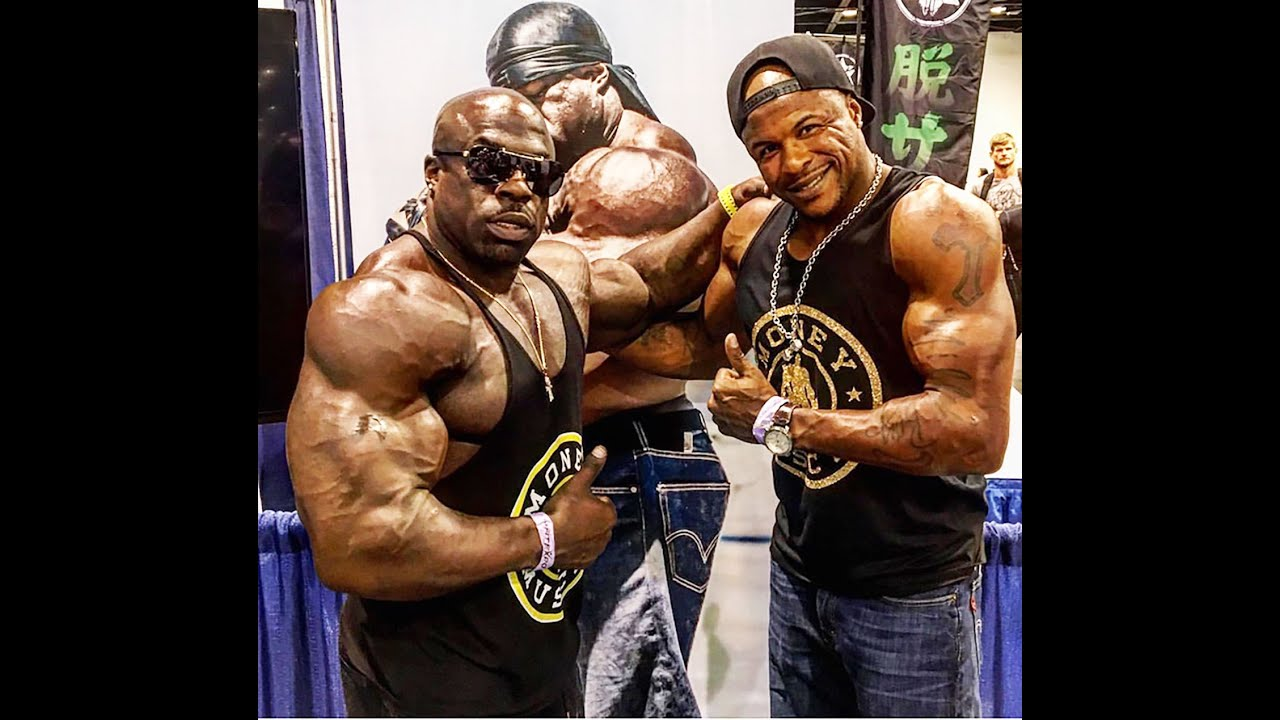 Kali Muscle - 2016 Anaheim Fit Expo