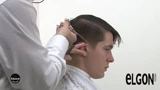 MAN CUT at EDUCUT Hair Academy Zoran Šobota