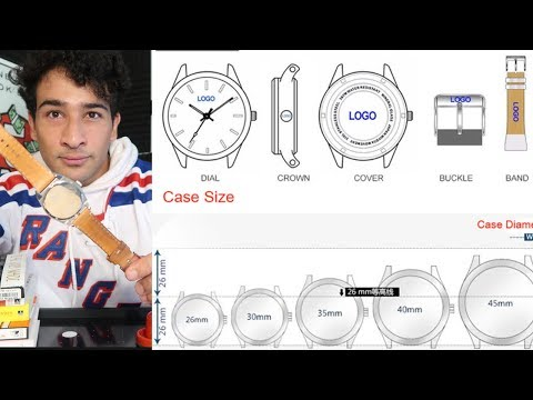 EP 6: ORDERING CUSTOM WATCHES | ALIBABA PRIVATE LABEL SHOPIFY CHALLENGE