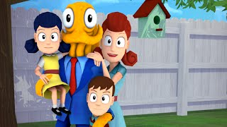 Octodad Xbox One Gameplay Trailer (2015) - OFFICIAL