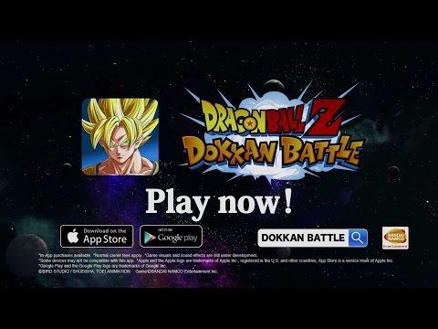 iOS/Android DRAGON BALL Z DOKKAN BATTLE
