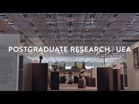 Postgraduate Research | University of East Anglia (UEA)