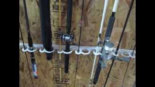 Piranha / X-tools Ceiling Rod Racks