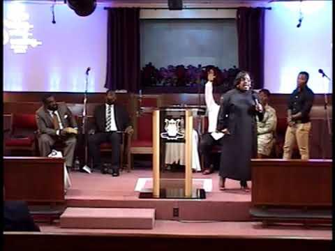 Enduring to obtain the promise  9th Pastoral Appr  Anniv  Apostle Denise Trimble July 18 2019