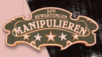 Wie App-Bewertungen manipuliert werden
