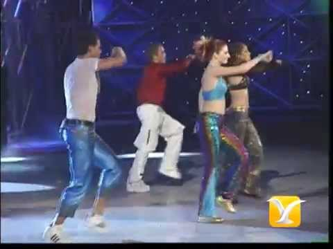 Vengaboys, We Like To Party, Festival de Viña 2001