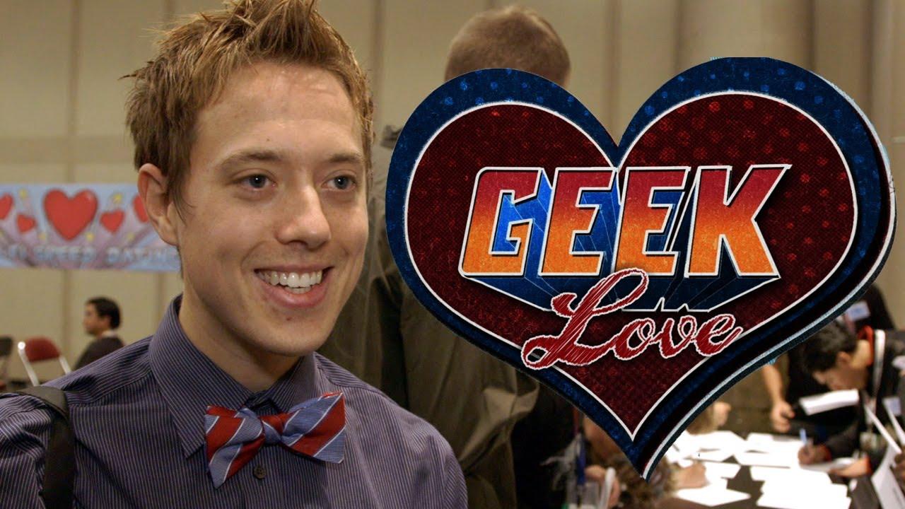 geek love comic con speed dating
