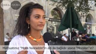 Qara-Qura(18) - Milli Mətbuat günü Həsən bəy Zərdabi
