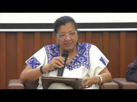 Discurso de la Presidenta de la CDHDF durante la inauguración de la Jornada #DiversidadCultural