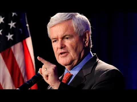Gingrich on Shutdown: 'Trump Has Played This Pretty Well'