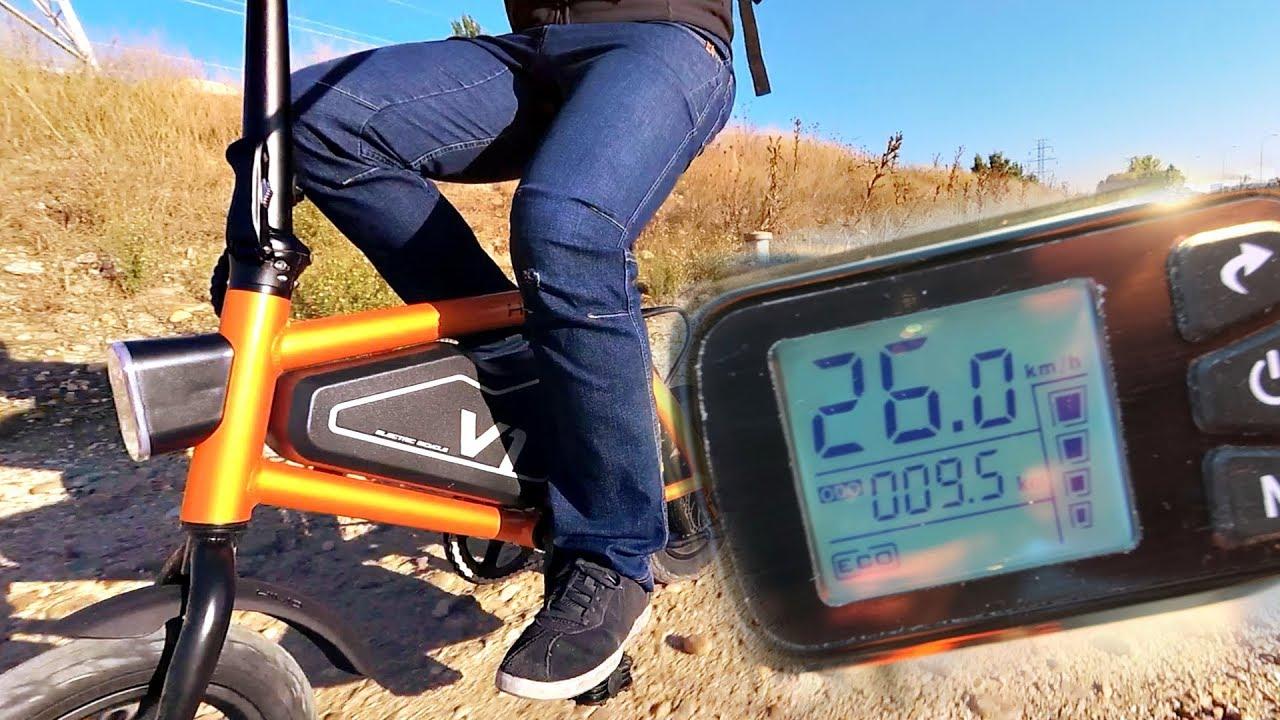 La bicicleta electrica mas barata xiaomi himo v1 review - Calefaccion electrica mas barata ...