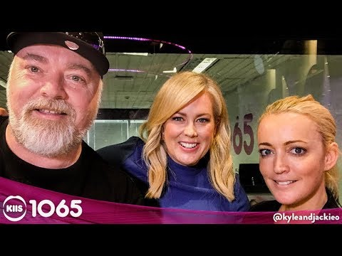"""""""What if Kochie died?"""" Sam Armytage Answers Kyle's Tough Questions 