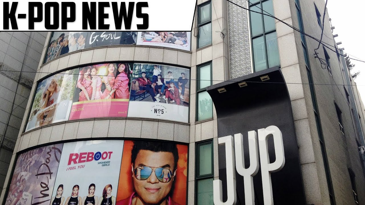 JYP Entertainment Eliminates After Hours Work Orders - YouTube