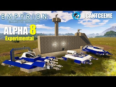 Empyrion Galactic Survival | Alpha 8 Exp | NEW START AGAIN | How to TRANSFER ASSETS | Ep. 21