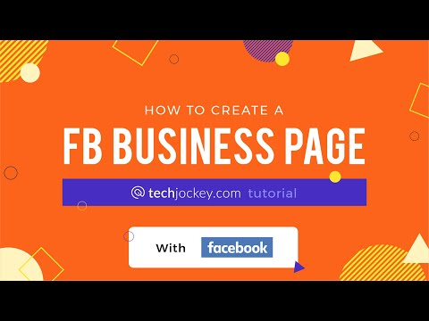 How to Create a Facebook Business Page in Less Than 15 Minutes- for Free thumbnail