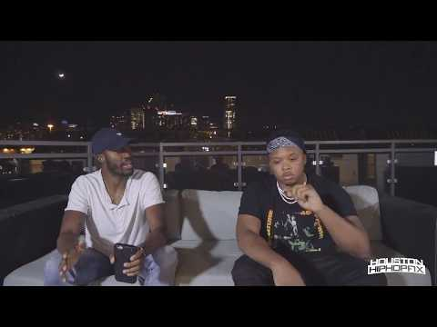 Ghost Magneto on Growing up in Houston, Maxo Kream, J Prince Jr. & New Music