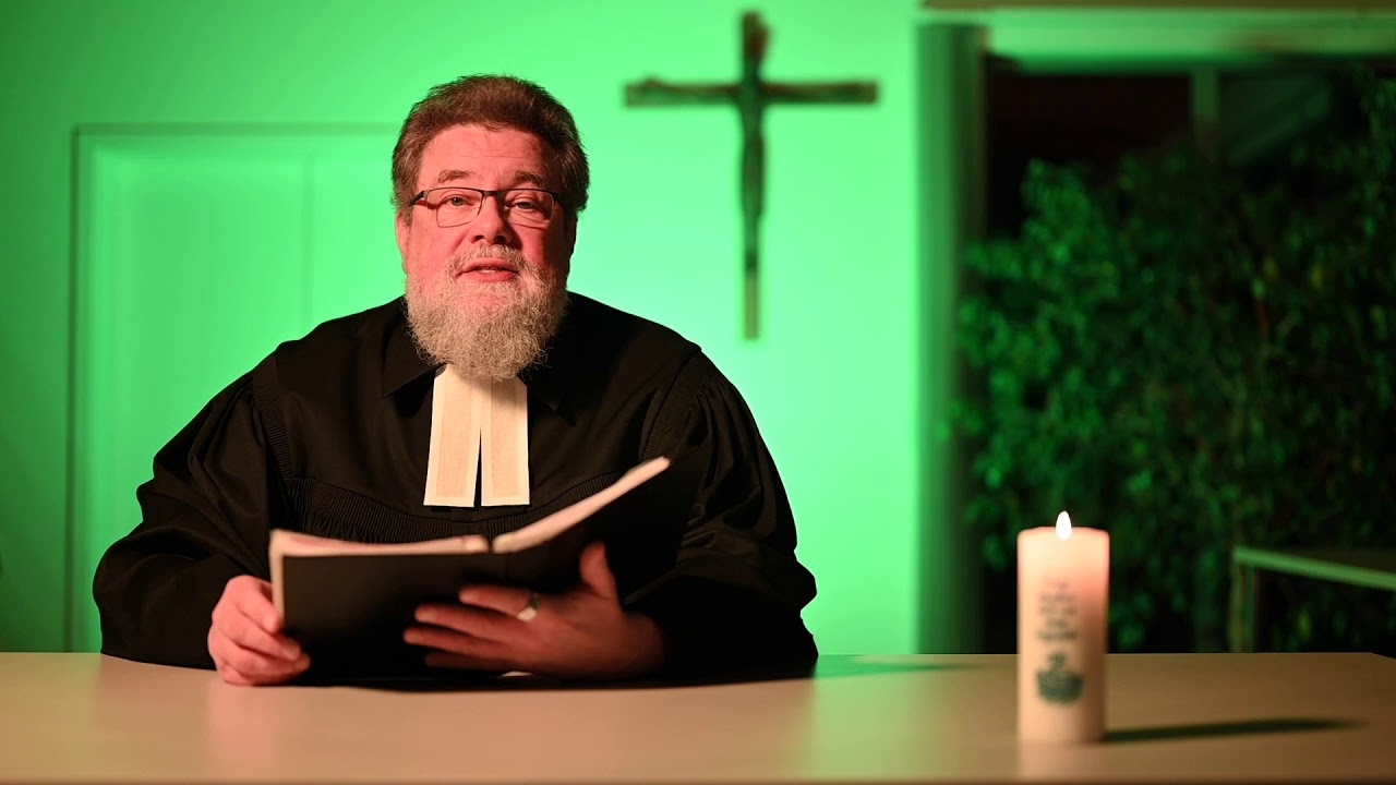 Videopredigt zum Sonntag Sexagesimae