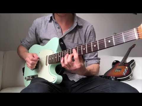 Neo Soul Guitar Licks & Tricks - Kristof Neyens