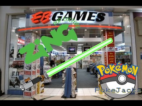 New Zing Store! - EB Games visit for that good loot