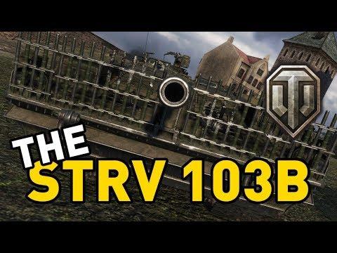 World of Tanks || the STRV 103B