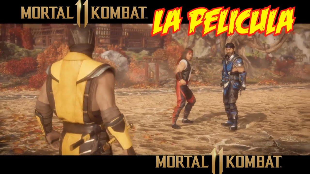 Ver PELICULA COMPLETA* MORTAL KOMBAT 11 (DEL  24 HR CHALLENGE En ViVo) en Español