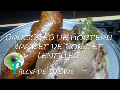 saucisse-de-morteau-et-jarret-de-porc-aux-lentilles