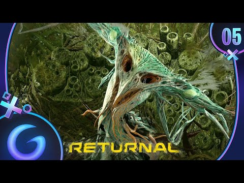 RETURNAL PS5 FR #5 : Ruines Résonnantes - Hypérion (Boss)