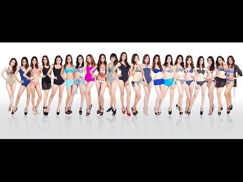 Miss Malaysia World 2015 (Finalists)