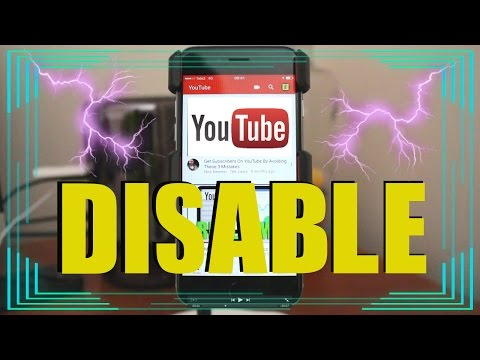 How To Turn Off Restricted Mode On Youtube On Phone 2017