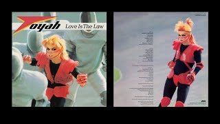 Watch Toyah Love Is The Law video